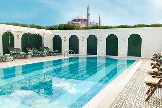 Hotel Sura Hagia Sophia Außenaufnahme