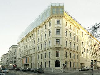Hotel Austria Trend Savoyen Vienna Außenaufnahme