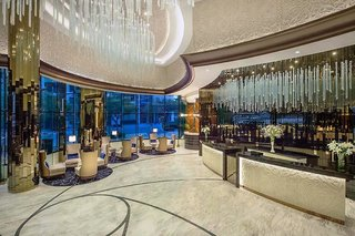 Hotel DAMAC Maison Distinction Lounge/Empfang