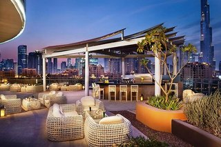 Hotel DAMAC Maison Distinction Bar