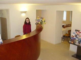 Hotel Bellevue Montmartre Lounge/Empfang