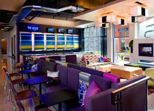 Hotel Aloft Bangkok-Sukhumvit 11 Lounge/Empfang