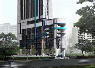 Hotel Aloft Bangkok-Sukhumvit 11 Außenaufnahme