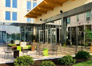 Hotel Aloft Bangkok-Sukhumvit 11 Terasse