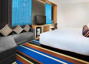 Hotel Aloft Bangkok-Sukhumvit 11 Wohnbeispiel