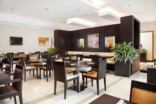Hotel Holiday Inn Express Dubai Safa Park Restaurant
