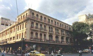 Hotel Continental Saigon Außenaufnahme