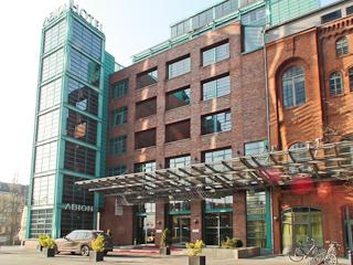 Hotel Ameron Hotel Abion Spreebogen Außenaufnahme