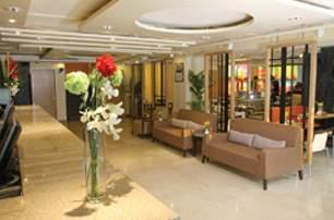 Hotel The Seasons Bangkok Siam Lounge/Empfang