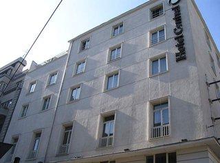 Hotel Central Außenaufnahme