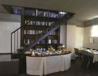 Hotel Quartier Latin Restaurant