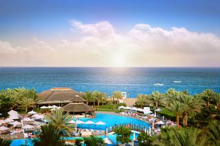 Hotel Fujairah Rotana Resort & Spa Luftaufnahme