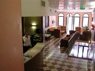 Hotel Nazionale Venedig Lounge/Empfang