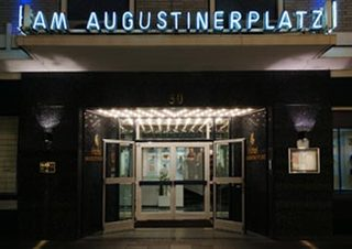 Hotel Am Augustinerplatz Außenaufnahme