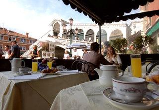 Hotel Rialto Venedig Restaurant