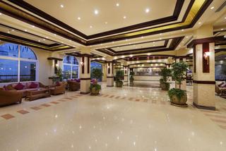 Hotel Concorde Moreen Beach Resort & Spa Lounge/Empfang