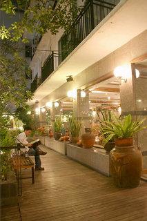 Hotel Trang Hotel Bangkok Außenaufnahme
