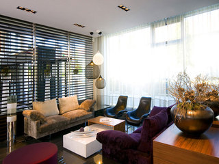 Hotel Eurostars Grand Central Lounge/Empfang