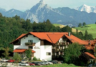 Hotel AKZENT Hotel Alpenrose Außenaufnahme