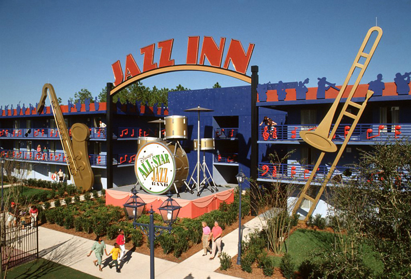 Disney´s All Star Music Resort