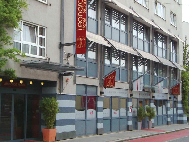 Leonardo Hotel Nürnberg