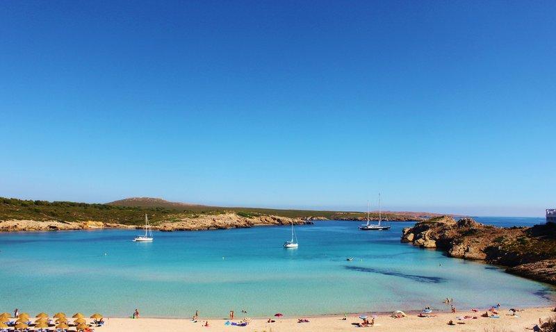 Schnäppchen Last Minute Angebot auf Menorca
