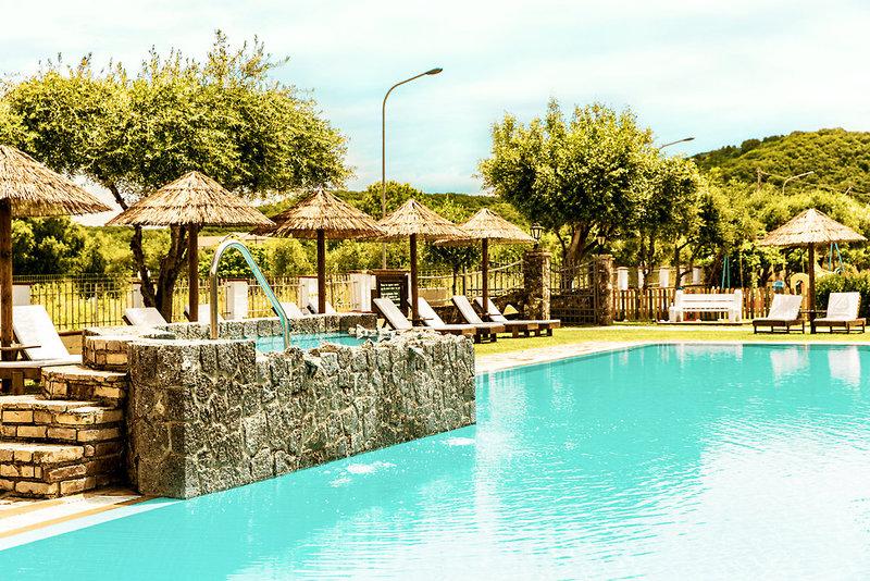 Hotel Bostonia Village auf Korfu
