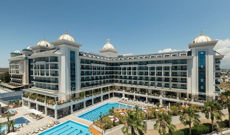 Türkei Luxusurlaub – 5* Side La Grande Resort