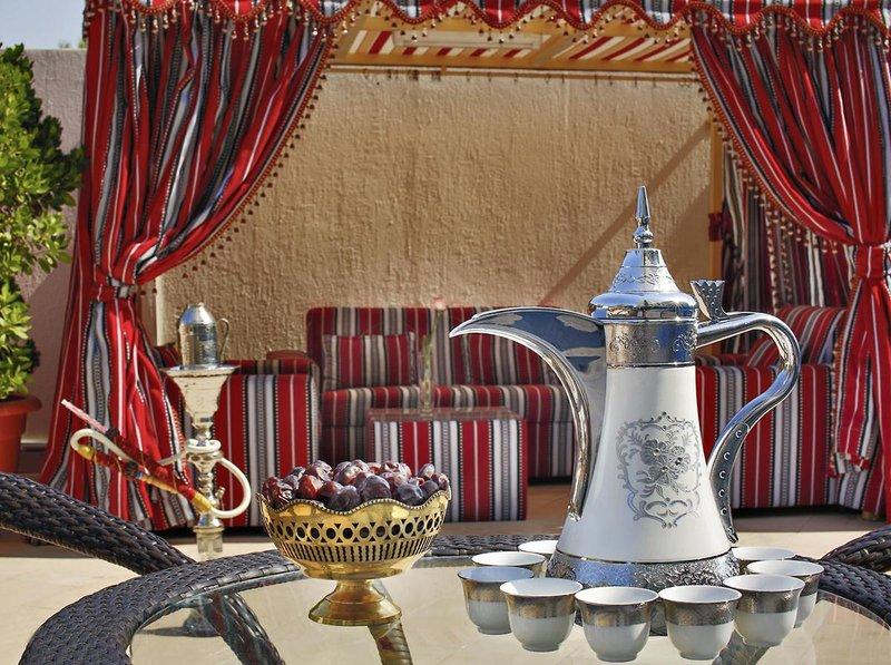 Dubai Schnäppchen im 3 Sterne Arabian Park Hotel