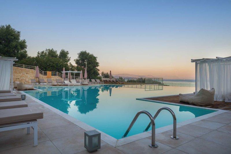 All Inclusive Korfu Urlaub mit Meerblick