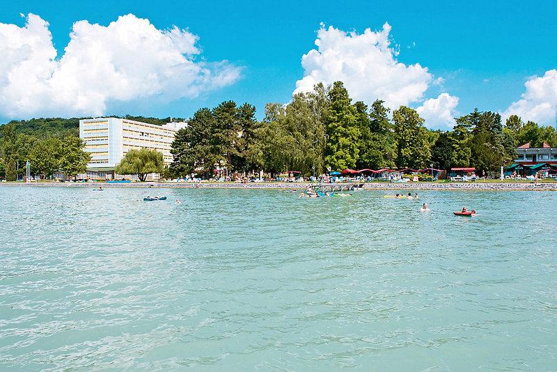 Mega Schnäppchen: Clubhotel Tihany am Balaton