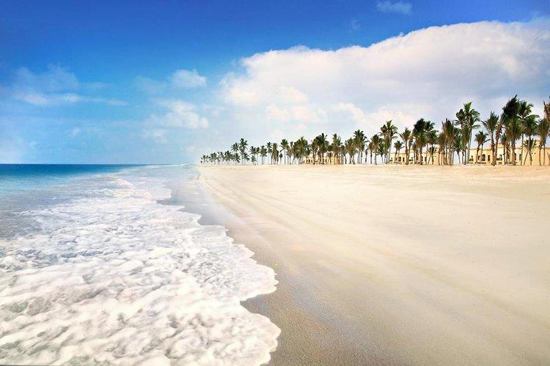 Salalah Rotana Resort im Oman