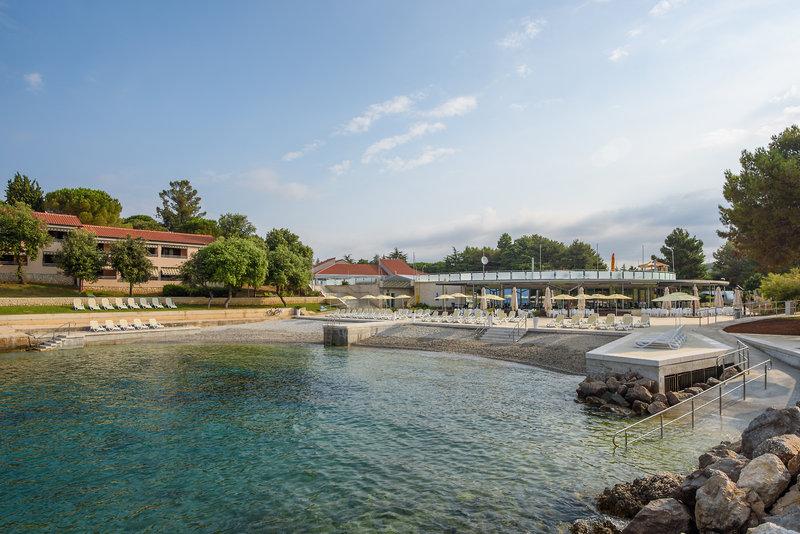 Resort mit großem Angebot in Kroatien