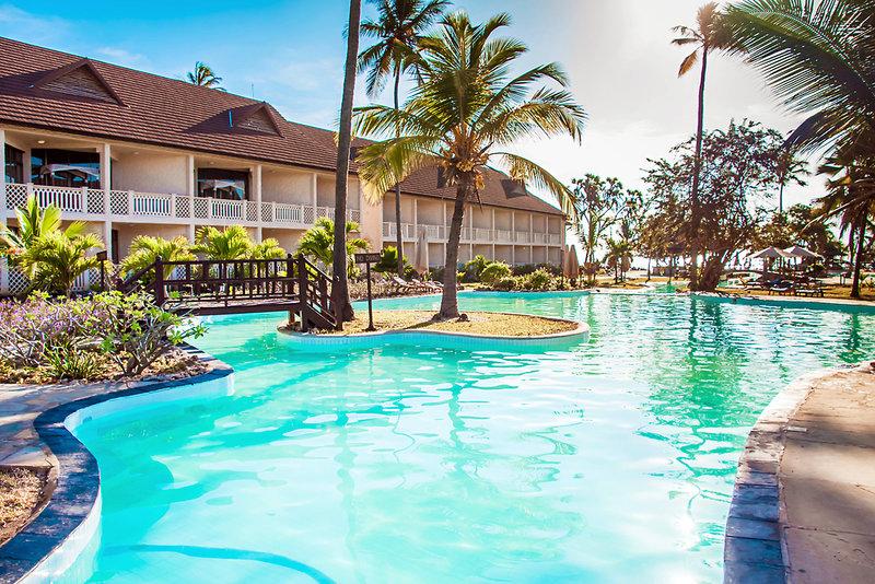 10 Tage Kenia Urlaub im Amani Tiwi Beach Resort