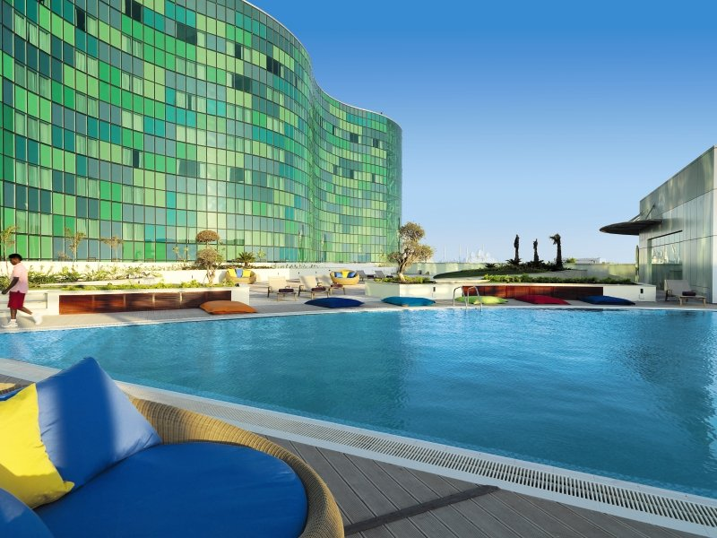 Abu Dhabi Hilton Capital Grand