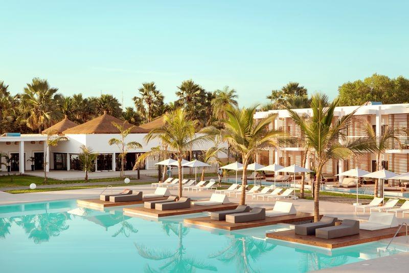 15-tägige Kombination: Rundreise Highlights Westafrika &Hotel Sunprime Tamala