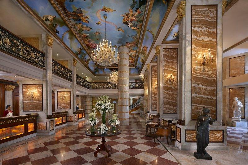 The Royal Plaza Lounge/Empfang