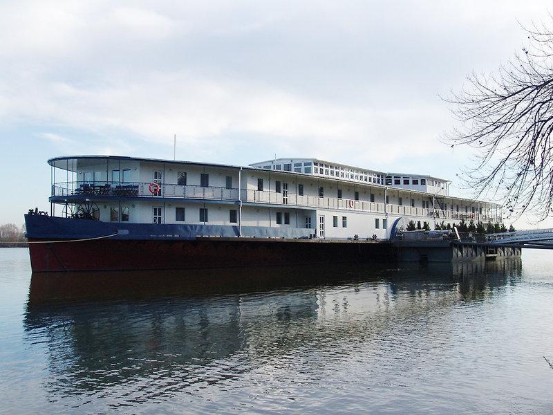 Aquamarina Boat Hotel Außenaufnahme