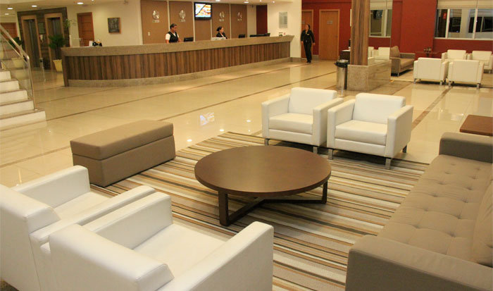 Blue Tree Premium Manaus Lounge/Empfang