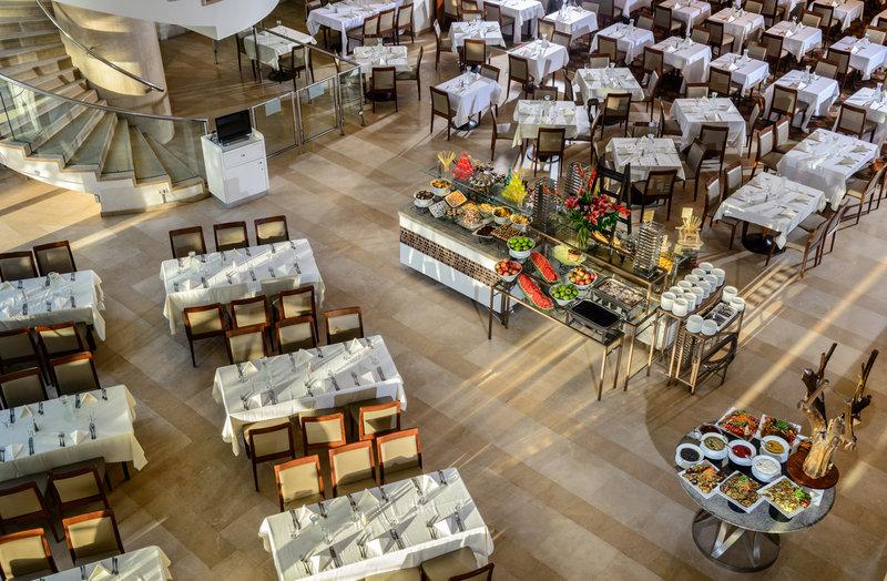 Grand Court Jerusalem Restaurant