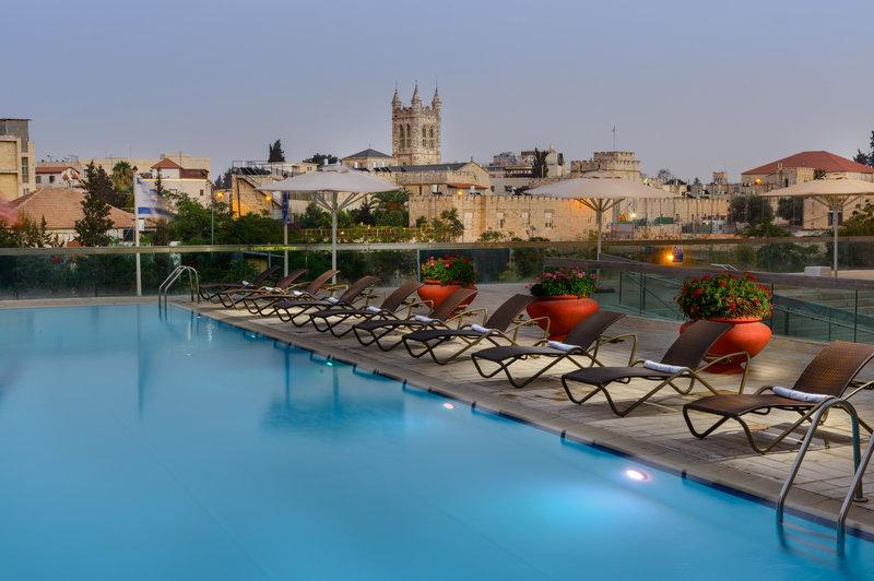 Grand Court Jerusalem Pool