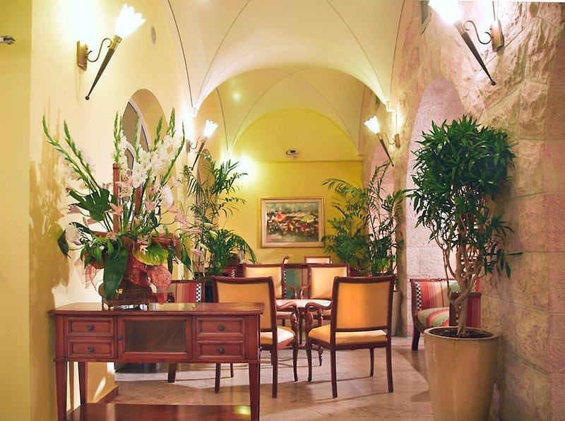 Prima Palace Lounge/Empfang