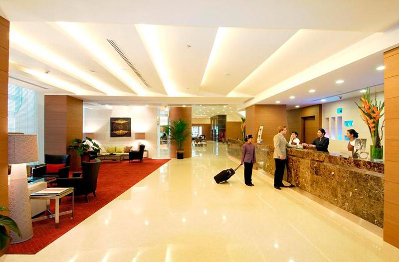Grand Sukhumvit Managed by Accor Lounge/Empfang
