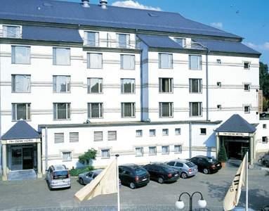 M Hotel Genk Außenaufnahme
