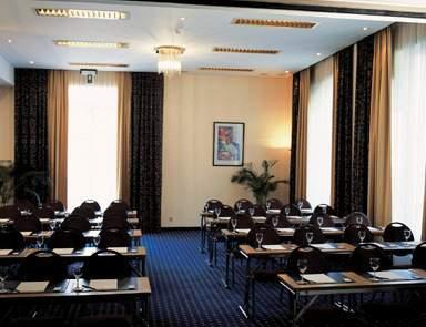 M Hotel Genk Konferenzraum