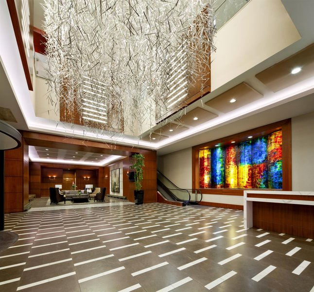 Le Westin Montreal Lounge/Empfang