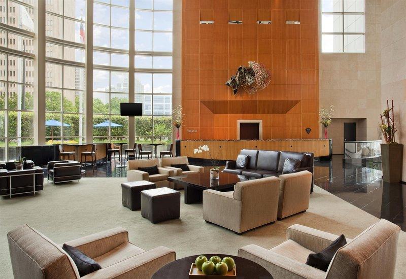 Westin Buckhead Lounge/Empfang