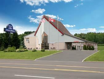 Howard Johnson Quebec City Außenaufnahme