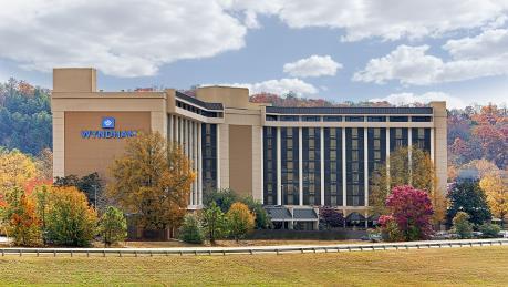 Wyndham Atlanta Galleria Außenaufnahme