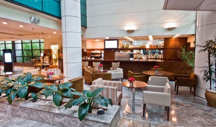 Blue Tree Premium Paulista Lounge/Empfang